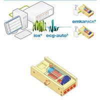 EMKA啮齿动物用无创心电图(ECG)检测系统