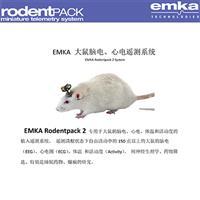 EMKA 大鼠脑电、心电遥测系统 ——EMKA Rodentpack 2 System